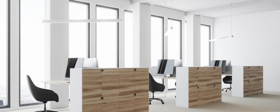 Used Office Cubicle Desks