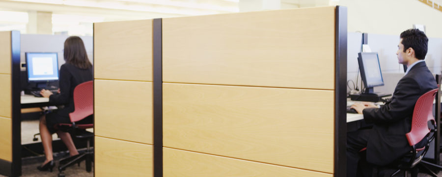 Cubicles and Panel Systems