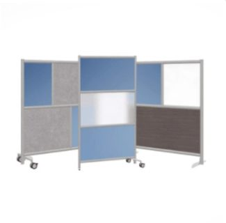 terrace panels - social distancing office products